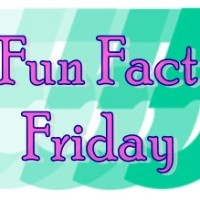 Fun Fact Friday: Top 5's