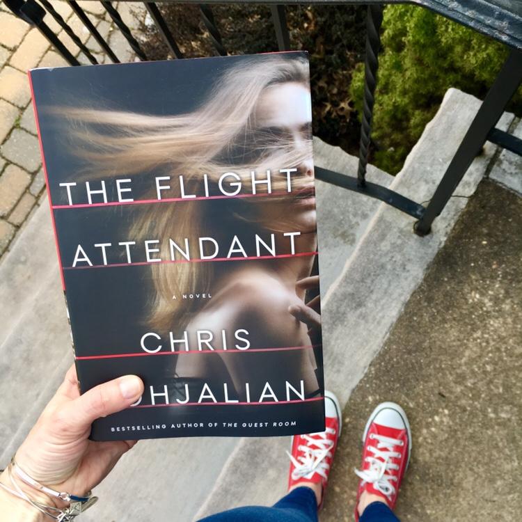 the flight attendant a novel
