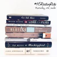 Reading Challenge: High School Reading Redo