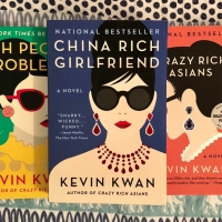 Book Review: China Rich Girlfriend (Crazy Rich Asians #2) by Kevin Kwan