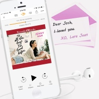 Audiobook Review: To All the Boys I Loved Before (Book #1) by Jenny Han, narrated by Laura Knight Keating
