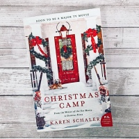 Book Review: Christmas Camp by Karen Schaler