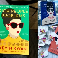 Book Review: Rich People Problems (Crazy Rich Asians #3) by Kevin Kwan