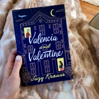 Currently Reading: Valencia and Valentine by Suzy Krause