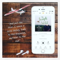Audiobook Review: The Simple Wild by K.A. Tucker