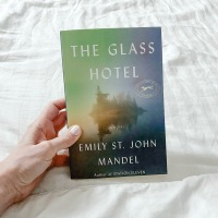 Audiobook Review: The Glass Hotel by Emily St. John Mandel