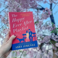 Book Review: The Happy Ever After Playlist by Abby Jimenez