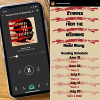 Stamped from the Beginning: The Definitive History of Racist Ideas in America by Ibram X. Kendi Read Along