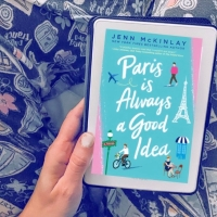 Blog Tour: Happy Pub Day to Paris is Always a Good Idea by Jenn McKinlay